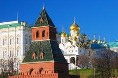 Ορόσημα της Μόσχας Κρεμλίνο. Στοκ φωτογραφίες με δικαίωμα ελεύθερης χρήσης