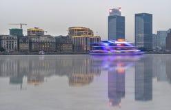 Ορόσημα της Σαγκάη στοκ εικόνες