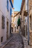 Ορόσημα Sitges στη Βαρκελώνη, Ισπανία Στοκ εικόνα με δικαίωμα ελεύθερης χρήσης