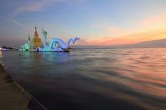 Ορόσημο σε Phayao στοκ εικόνες με δικαίωμα ελεύθερης χρήσης