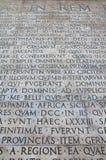 Ορόσημο της Ρώμης Στοκ φωτογραφία με δικαίωμα ελεύθερης χρήσης