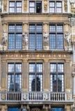 ορόσημο των Βρυξελλών στοκ εικόνες