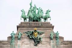 ορόσημο των Βρυξελλών στοκ εικόνες με δικαίωμα ελεύθερης χρήσης
