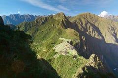 Ορόσημο Picchu Machu Στοκ Εικόνες