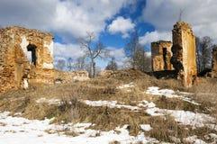 17ος αιώνας του Castle Στοκ φωτογραφία με δικαίωμα ελεύθερης χρήσης