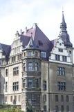 17ος αιώνας Moszna Castle στην ηλιόλουστη ημέρα, ανώτερη Σιλεσία, Πολωνία Στοκ Εικόνα