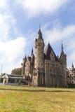 17ος αιώνας Moszna Castle στην ηλιόλουστη ημέρα, φθινόπωρο, ανώτερη Σιλεσία, Πολωνία Στοκ Εικόνα