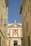 17ος καθεδρικός ναός αιώνα, Αντίμπες, Γαλλία Στοκ Φωτογραφία