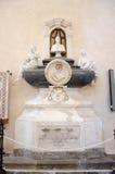 13ος καθεδρικός ναός Cefalu αιώνα σε Cefalu, Σικελία Στοκ εικόνες με δικαίωμα ελεύθερης χρήσης