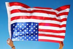 4ος της έννοιας εορτασμού ημέρας της ανεξαρτησίας Ιουλίου στοκ φωτογραφία με δικαίωμα ελεύθερης χρήσης