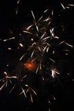14ος των πυροτεχνημάτων Ιουλίου Στοκ εικόνες με δικαίωμα ελεύθερης χρήσης