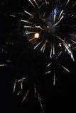 14ος των πυροτεχνημάτων Ιουλίου Στοκ Φωτογραφία