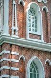 18ος Petit Palais συνόλων αρχιτέκτονας Bazhenov Tsaritsyno Στοκ εικόνες με δικαίωμα ελεύθερης χρήσης