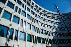 ΟΣΛΟ, ΝΟΡΒΗΓΙΑ - 15 ΑΥΓΟΎΣΤΟΥ 2017: Υπόβαθρο εικονικής παράστασης πόλης πόλεων του Όσλο Στοκ φωτογραφία με δικαίωμα ελεύθερης χρήσης