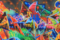 ΟΣΤΡΑΒΑ, ΔΗΜΟΚΡΑΤΊΑ ΤΗΣ ΤΣΕΧΊΑΣ - 10 ΑΠΡΙΛΊΟΥ: Το πάρκο Milada Horakova από τη δεκαετία του '90 από τα αφηρημένα που γεμίζει γκρά Στοκ εικόνες με δικαίωμα ελεύθερης χρήσης