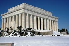 Ουάσιγκτον και Νέα Υόρκη το χειμώνα στοκ φωτογραφία
