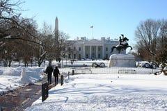 Ουάσιγκτον και Νέα Υόρκη το χειμώνα Στοκ εικόνες με δικαίωμα ελεύθερης χρήσης