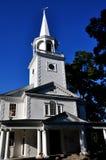 Ουάσιγκτον, CT: Πρώτη εκκλησιαστική εκκλησία Στοκ εικόνες με δικαίωμα ελεύθερης χρήσης