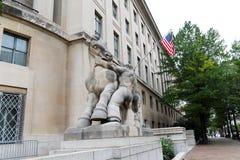 Ουάσιγκτον DC Στοκ φωτογραφίες με δικαίωμα ελεύθερης χρήσης