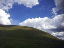 Ουαλλέζικη βουνοπλαγιά Στοκ εικόνα με δικαίωμα ελεύθερης χρήσης
