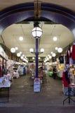 Ουαλλέζικη εσωτερική αγορά Στοκ Εικόνες