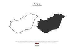 Ουγγαρία Στοκ εικόνες με δικαίωμα ελεύθερης χρήσης