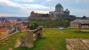 Ουγγαρία-Esztergom Στοκ Φωτογραφίες