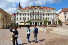 Ουγγαρία - Pecs Στοκ Φωτογραφία