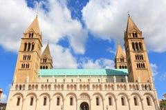 Ουγγαρία - Pecs Στοκ Εικόνες
