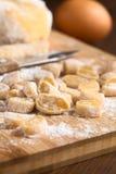 Ουγγρικά ζυμαρικά σούπας Csipetke Στοκ εικόνα με δικαίωμα ελεύθερης χρήσης
