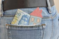 Ουγγρικά χρήματα, Forint, Στοκ Φωτογραφία