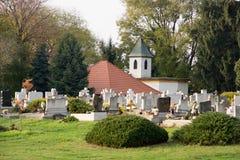 Ουγγρικό νεκροταφείο Στοκ εικόνα με δικαίωμα ελεύθερης χρήσης