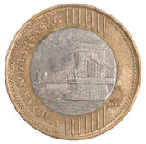 Ουγγρικό νόμισμα Στοκ εικόνες με δικαίωμα ελεύθερης χρήσης