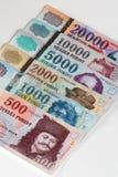 Ουγγρικό forint Στοκ Εικόνα