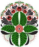 Ουγγρικό furrier μοτίβο κεντητικής Στοκ φωτογραφία με δικαίωμα ελεύθερης χρήσης