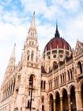 Ουγγρικό Parlament Στοκ Εικόνες
