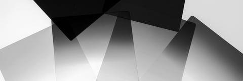 Ουδέτερη πυκνότητα και βαθμολογημένα ουδέτερα φίλτρα πυκνότητας χρησ στοκ φωτογραφίες με δικαίωμα ελεύθερης χρήσης