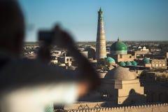 Ουζμπεκιστάν Στοκ εικόνες με δικαίωμα ελεύθερης χρήσης