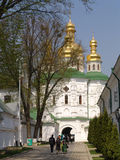 Ουκρανία Κίεβο lavra του Κίεβου pechersk Στοκ Εικόνα