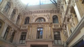 Ουκρανία Οδησσός αρχιτεκτονική ιστορική Στοκ Φωτογραφίες