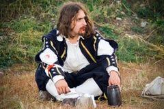 Ουκρανία, Kamyanets Podilsky 3 Οκτωβρίου 2009 Το φεστιβάλ γεια στοκ εικόνες με δικαίωμα ελεύθερης χρήσης