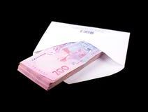 Ουκρανικά χρήματα Στοκ εικόνες με δικαίωμα ελεύθερης χρήσης