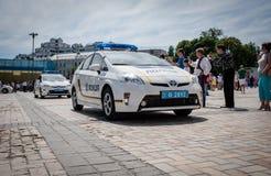 Ουκρανική αστυνομία Στοκ Εικόνα