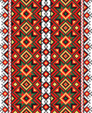 Ουκρανική εθνική διακόσμηση Στοκ εικόνα με δικαίωμα ελεύθερης χρήσης