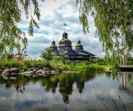 Ουκρανική εκκλησία StElias Στοκ φωτογραφία με δικαίωμα ελεύθερης χρήσης