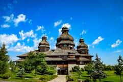 Ουκρανική εκκλησία StElias Στοκ Φωτογραφίες