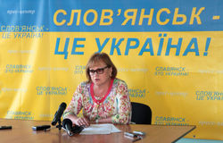 Ουκρανική κρίση Στοκ εικόνες με δικαίωμα ελεύθερης χρήσης