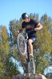 Ουκρανικός δοκιμαστικός ανταγωνισμός ποδηλάτων τελικού Κυπέλλου Στοκ φωτογραφίες με δικαίωμα ελεύθερης χρήσης