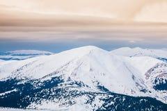 Ουκρανικό βουνό Goverla Στοκ φωτογραφία με δικαίωμα ελεύθερης χρήσης