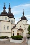 Ουκρανικό μέτωπο Ορθόδοξων Εκκλησιών στοκ φωτογραφίες με δικαίωμα ελεύθερης χρήσης